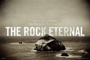 the rock eternal
